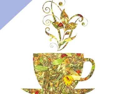 """Натуральный листовой чай """"Релакс"""""""